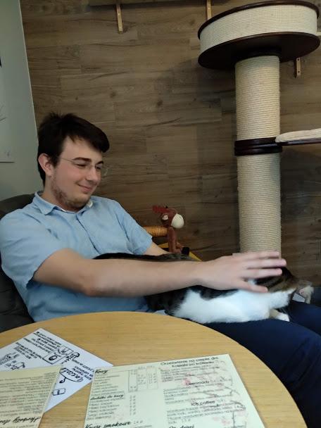 Kim jest Koci Tata? List.